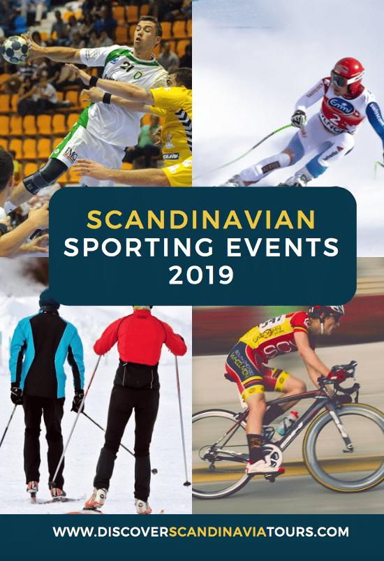 Sporting Events in Scandinavia 2019
