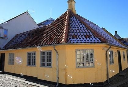 Hans Christian Andersen home