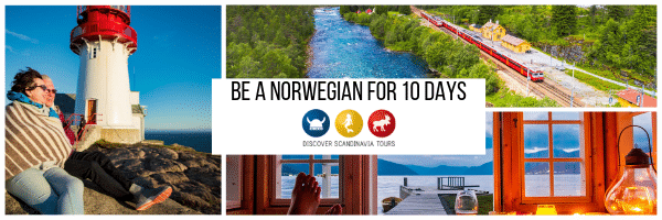 Be a Norwegian for 10 Days