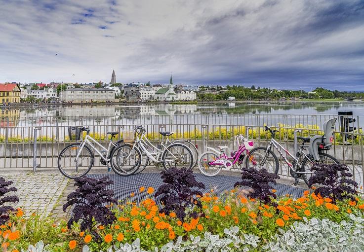 bike tour of Reykjavik